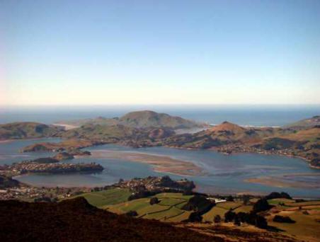 Dunedin - Otago Pennisula