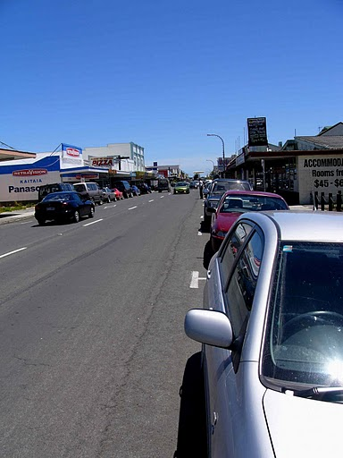 Kaitaia Central Business District