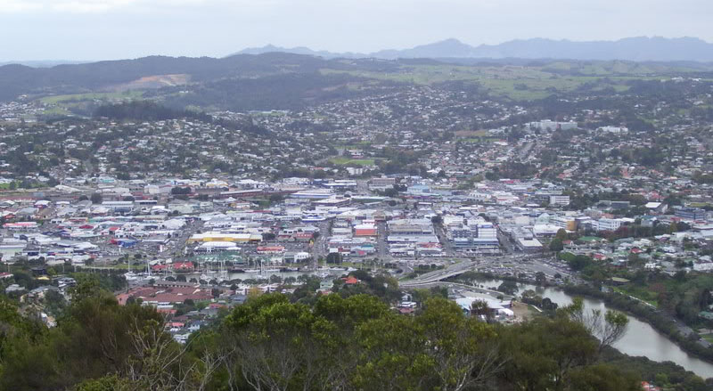 Whangarei City